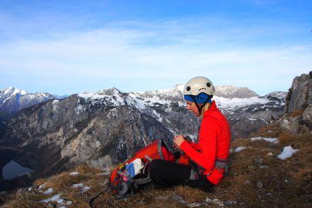 Eisenerzer Klettersteig : Eisenerzer steig outdoors
